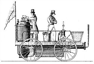 <i>Novelty</i> (locomotive) early experimental locomotive