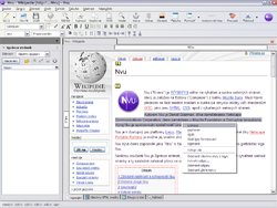 html editor � wikipedie