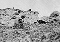 O'Sullivan, Timothy H. - Die Humboldt Berge, Nevada, O'Sullivans Wagen und Kamera (Zeno Fotografie).jpg