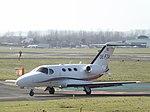 OE-FZA Cessna Citation Mustang 510 (25843004175).jpg