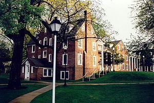 Rowan University - Oak Hall