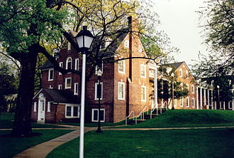 Rowan University - Oak Hall