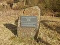 Oakdale miners' memorial stone - geograph.org.uk - 1733998.jpg