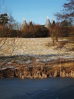 Langley, Kent Human settlement in England