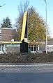 Obelisk Henk van Bennekum Archipelweg Leeuwarden.JPG
