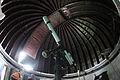 Observatorul astronomic amiral Vasile Urseanu. Vechiul telescop..JPG