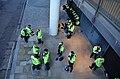 Occupy London Finsbury Square - police taking a break.jpg