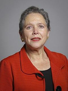 Susan Kramer, Baroness Kramer British Liberal Democrat politician