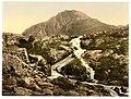 Ogwen Falls, Nant Francon (i.e. Nant Ffrancon) Pass, Wales-LCCN2001703528.jpg