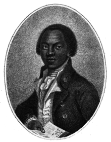Olaudah Equiano, frontpiece from The Interesting Narrative of the Life of Olaudah Equiano.png