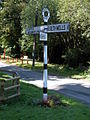 Old Brecon County signpost - geograph.org.uk - 232881.jpg