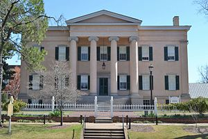 Milledgeville, Georgia - Old Governor's Mansion