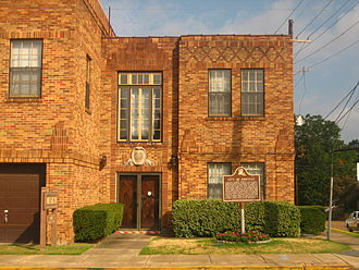 Floyd Smith (Louisiana politician) - The former Pineville City Hall building was the location of the municipal office of Mayor Floyd Smith from 1966-1970. The building now houses the only museum in Louisiana dedicated to municipal government.