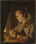 Old Woman Praying MET DP146510.jpg