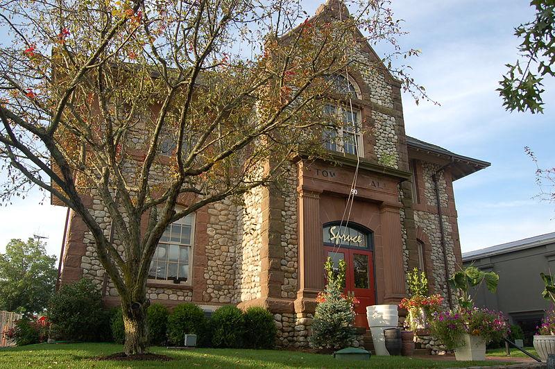 File:Old town hall, Westport, CT.jpg
