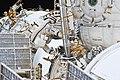 Oleg Skripochka works outside the ISS.jpg