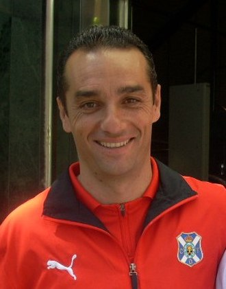 José Luis Oltra - Oltra as Tenerife manager in 2009