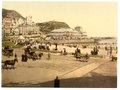 On the beach, Llandudno, Wales-LCCN2001703504.tif