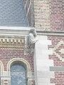 Ondersteuning van de dakgoot van het Rijksmuseum Amsterdam.JPG