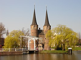 Eastern Gate (Delft)