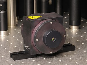 Optical isolator - Optical isolator for laser experiments