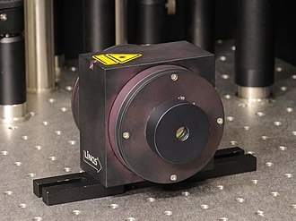 Optical isolator - Optical isolator for laser experiments