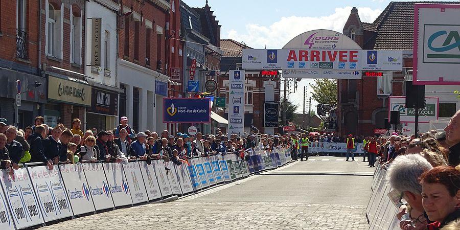 Orchies - Quatre jours de Dunkerque, étape 1, 6 mai 2015, arrivée (A26).JPG