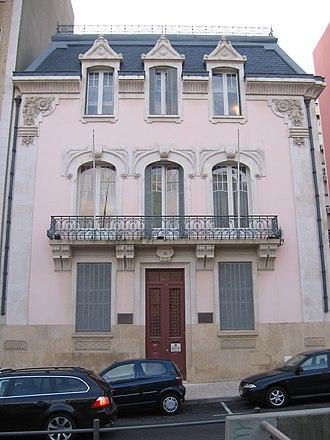 Ordem dos Engenheiros - Seat of the Ordem dos Engenheiros, Lisbon.