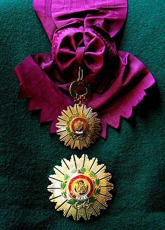 Order of the Sun of Peru - Image: Orden del Sol