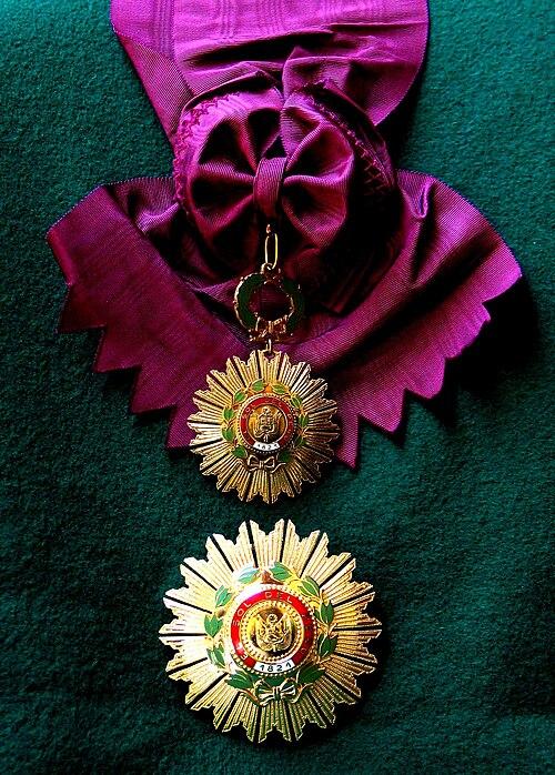 Order of the Sun of Peru