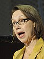 Oregon Attorney General Ellen Rosenblum addresses attendees at the conference (15478927731) (cropped).jpg
