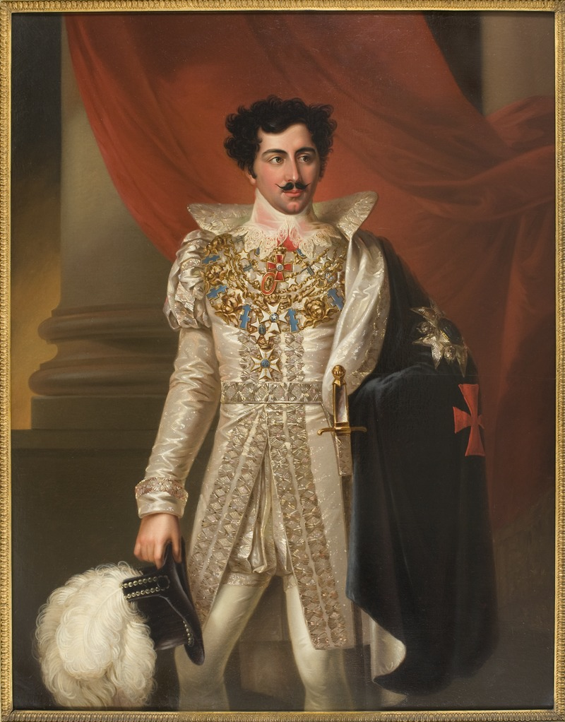 Oscar I, 1799-1859 (Fredric Westin) - Nationalmuseum - 39443.tif