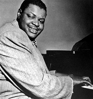 Barbary Coast, San Francisco -  Jazz pianist, composer, and vocalist  Oscar Peterson