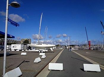 Otto-Schlenzka-Promenade (2018)