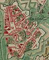Oudenaarde, Belgium, map by Ferraris.jpg