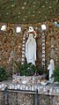 Our Lady of Lourdes, Jasper Geode Grotto 20.jpg