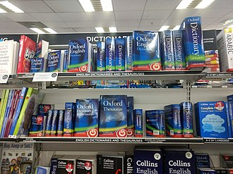 Oxford Dictionary of English - Oxford University Press dictionaries at W.H. Smith, London.