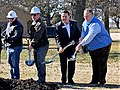Ozark Transit groundbreaking for Springdale facility - 2020 (crop).jpg