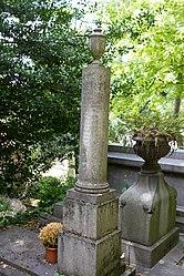 Tomb of Brière de Mondétour-Valigny