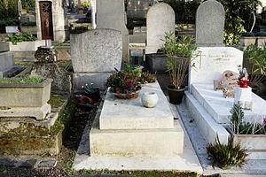 Pierre Charras - Grave at the Père Lachaise cemetery