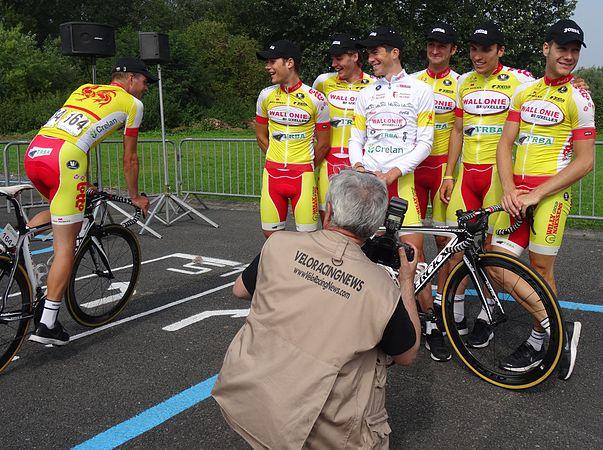 Péronnes-lez-Antoing (Antoing) - Tour de Wallonie, étape 2, 27 juillet 2014, départ (C010).JPG
