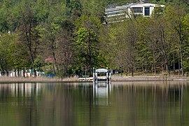 Pörtschach Halbinselpromenade Landspitz Schiffslandesteg S-Ansicht 03052021 1001.jpg
