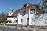Pörtschach Leonsteinerstraße 1 Schloss Leonstein SW-Teil 07042019 6365.jpg