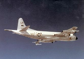 VP-24 - VP-24 P-3C with AGM-12 Bullpup missiles in the 1970s