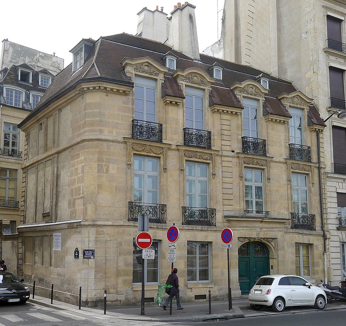 H Tel Feydeau De Montholon Wikip Dia