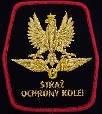 Railroad Guards (Poland) - Emblem of Polish Railroad Guards