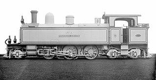 2-6-4 locomotive wheel arrangement