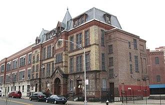 Highbridge, Bronx - PS 11, 1257 Ogden Avenue