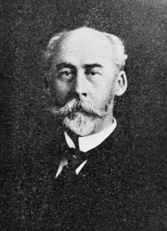 William Henry Holmes - Holmes in 1918