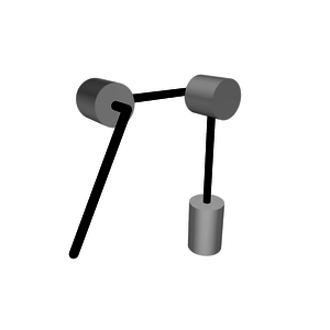 Kinematic diagram - Image: PUMA configuration